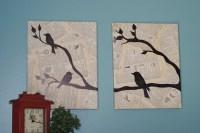 Bird Canvas Wall Art - Photos Wall and Door ...