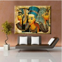 15 Photos Egyptian Canvas Wall Art