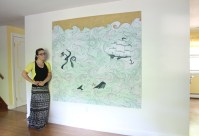 2018 Best of Marimekko Stretched Fabric Wall Art