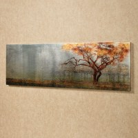 The Best Canvas Wall Art Of Trees