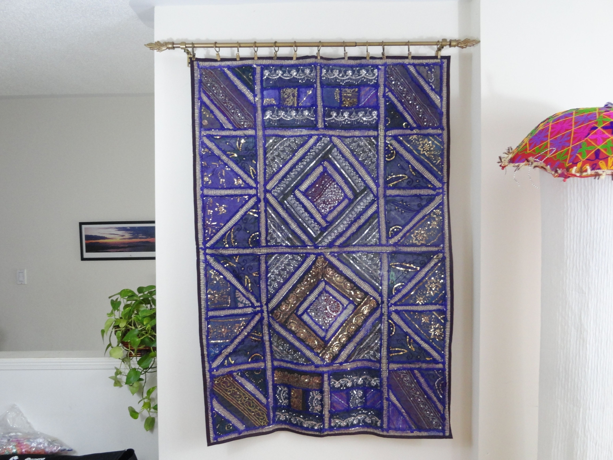 Fabric Wall Decor Ideas Elitflat Installing Electrical For Your Basement 21 Things You39ll Need Unique