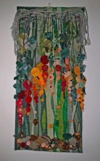 15 Ideas of Contemporary Textile Wall Art