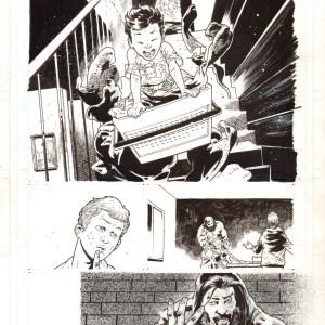 Andrei Bressan � Birthright 2p14 � Image Comic Art
