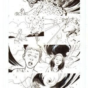 Andrei Bressan � Birthright 10p7 Comic Art
