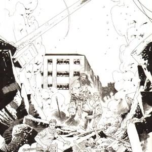 Andrei Bressan � Birthright 20 Cover art Comic Art