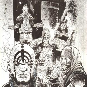 Andrei Bressan � Birthright 3p26 Comic Art