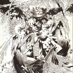 Andrei Bressan � Birthright 4p20 Comic Art