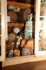 Bertha's Cabinet Barrels