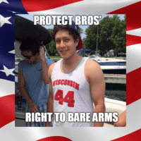 Hey Obama: You Can't Control Bros' Guns