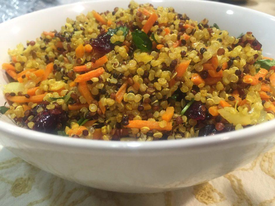 easy-turmeric-quinoa-recipe-with-cranberries-5