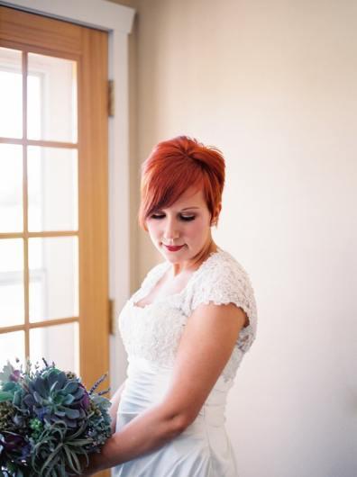 Succulent Laid Back Wedding 2