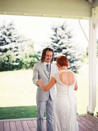 Succulent Laid Back Wedding 4
