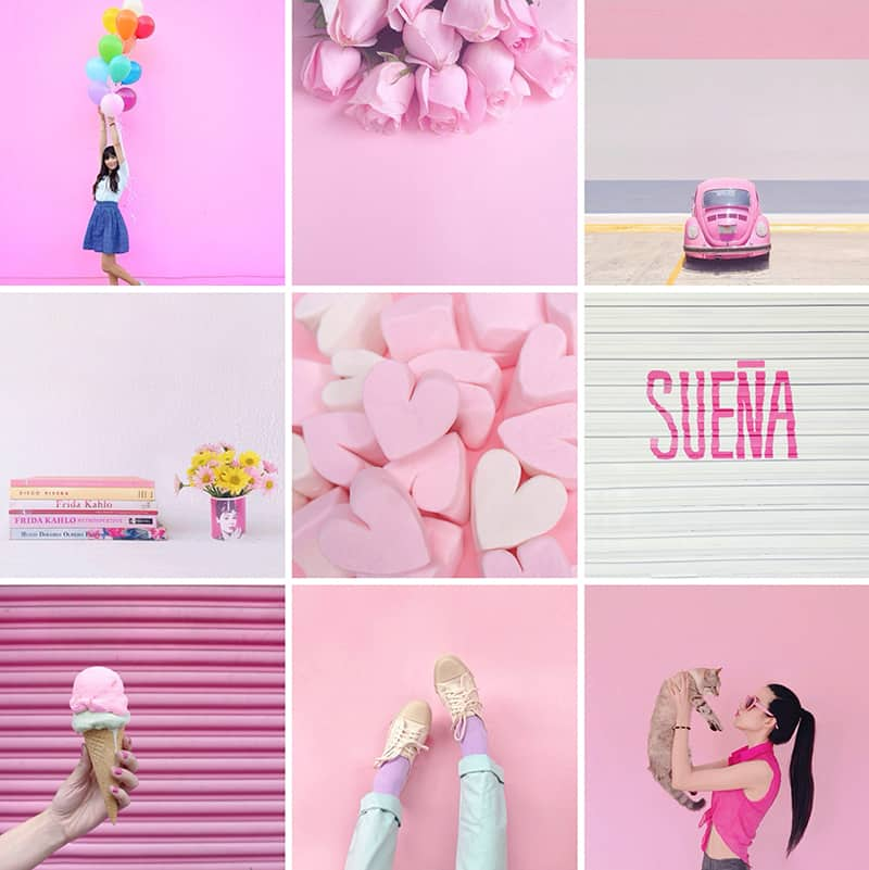 Pastel Goth Wallpaper Girl 75 Colourful Instagram Accounts That You Need To Follow