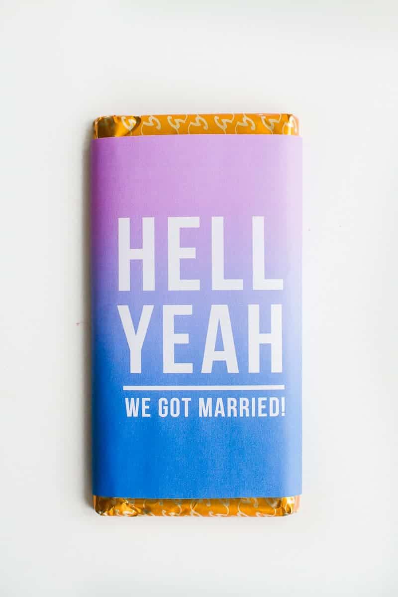 free printable chocolate bar wrappers