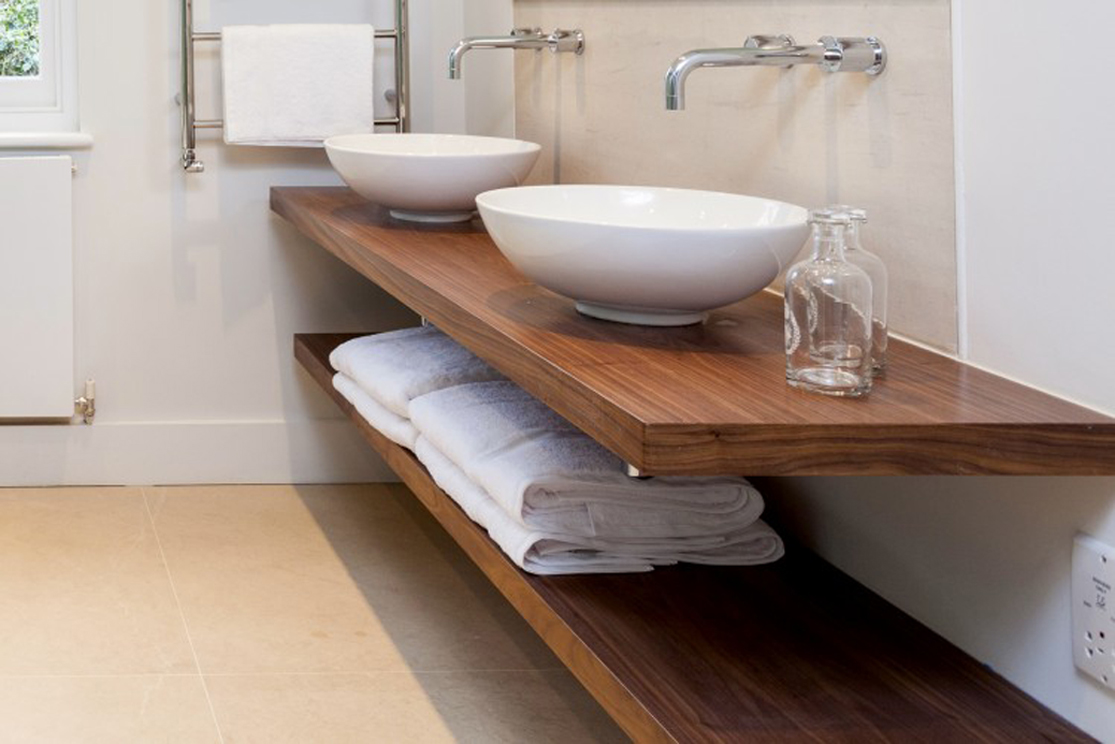 Floating Basin Counter Tops Made To Measure For Any Basin