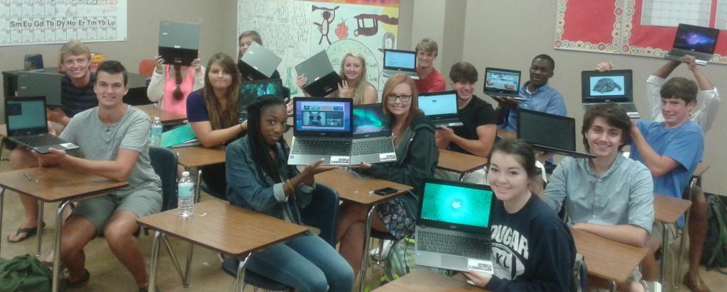 Chromebook Classroom Now at BA – Bessemer Academy