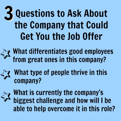 Best Interview Question to Ask Employer