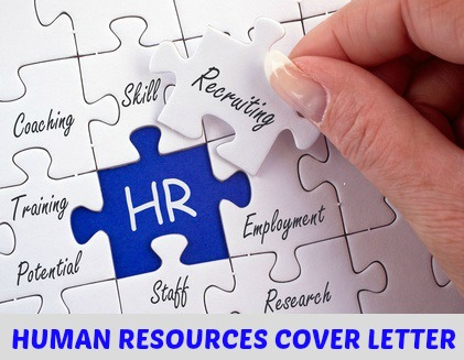 Human Resources Cover Letter for HR Jobs - cover letter human resources
