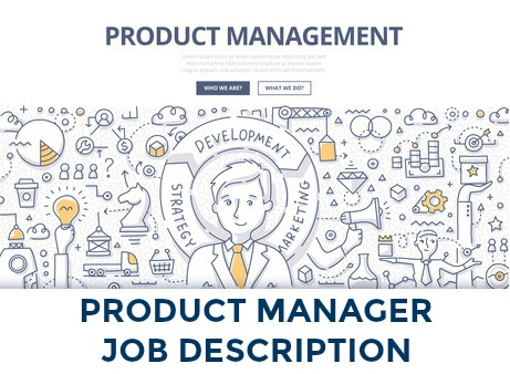 Product Manager Job Description - full product management function