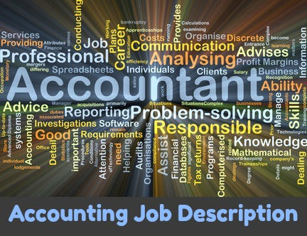 Senior Accounting Job Description