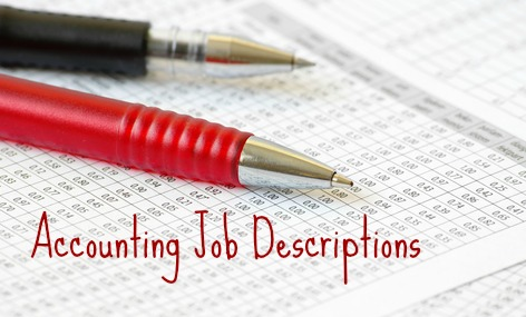 Accounting Clerk Job Description - payroll clerk job description