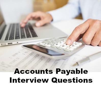 Accounts Payable Job Description