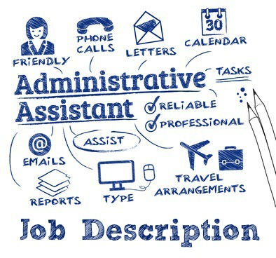 Administrative Assistant Job Description