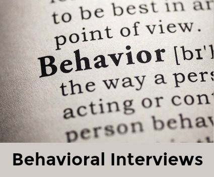 All Interview Questions for Behavioral Interviews