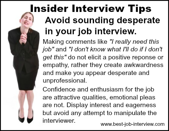 Successfully Answer Job Interview Questions - why should i hire you