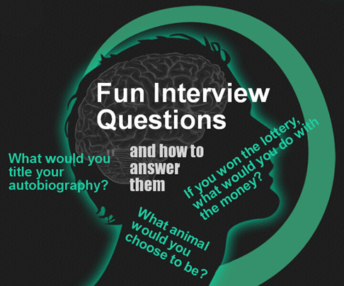 Fun Interview Questions Employers Ask