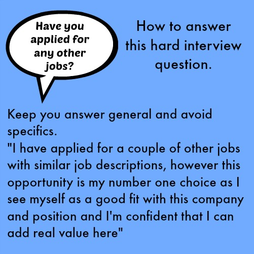 Hard Interview Questions with Good Answers - customer service interview questions