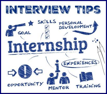 10 Tips for Internship Interviews
