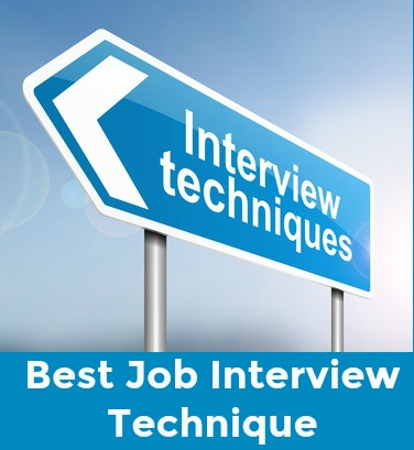 Perfect Your Job Interview Technique