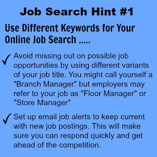 5 Expert Job Search Hints