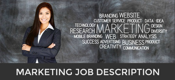 Complete Marketing Job Description
