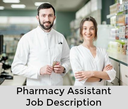 Pharmacy Assistant Job Description