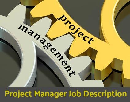 Project Manager Job Description - it project manager job description