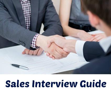 Sales Interview Success