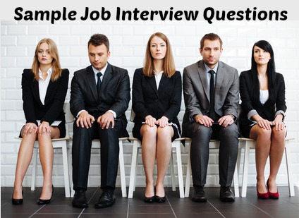 Sample Job Interview Questions and Best Interview Answers