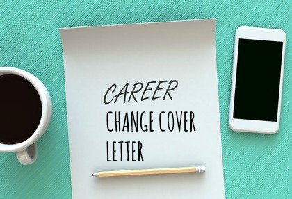 Career Change Cover Letter Sample