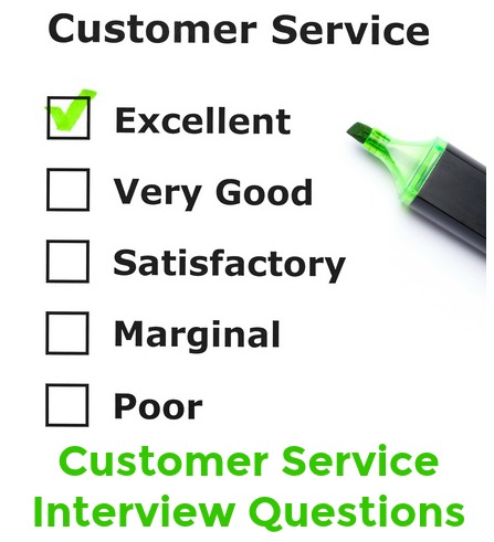 Customer Service Interview Question and Answer Guide