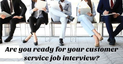 Common Customer Service Interview Questions - customer service interview questions