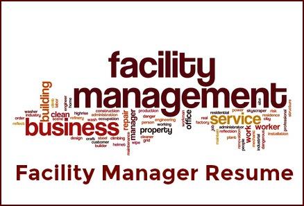 facility manager job description sample - Eczasolinf - facility manager job description