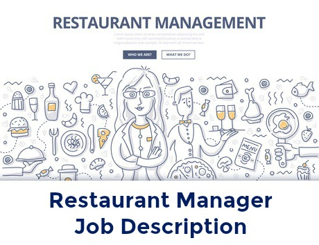 Restaurant General Manager Job Description