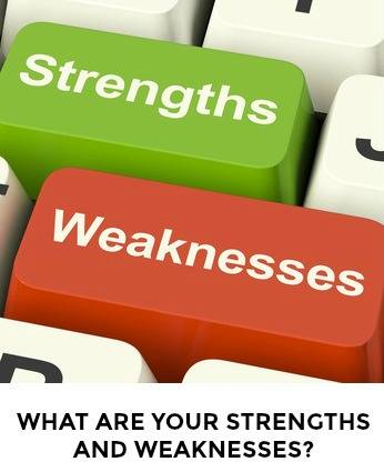 Free Interview Answers - What are your strengths and weaknesses?