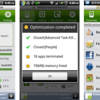 Android Phone Optimizer App