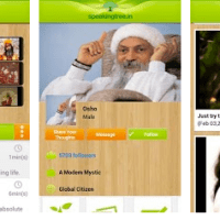 Speaking Tree Android Mobile App