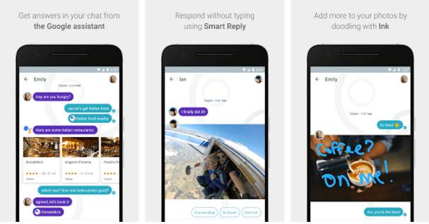 Google Allo Your Personal Assistant