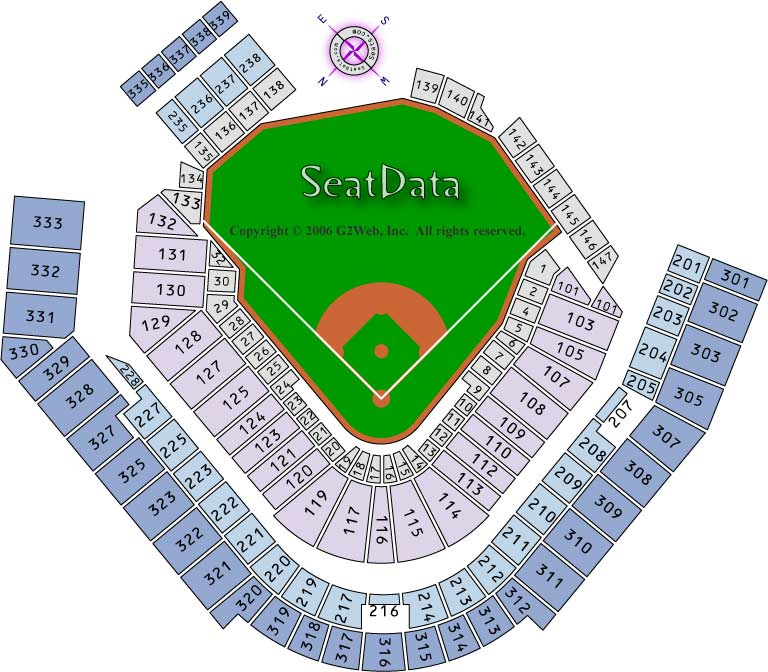 Pnc Park Seating Chart With Rows And Seat Numbers Elcho Table