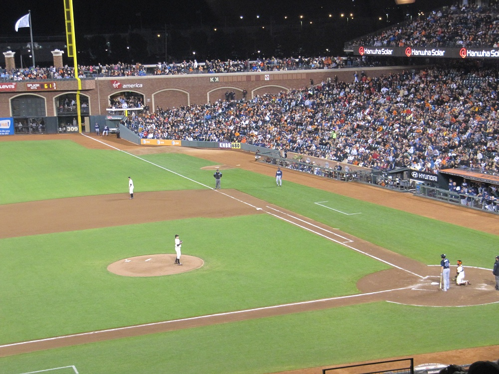 Best Seats for San Francisco Giants at ATT Park 2016 NLCS and